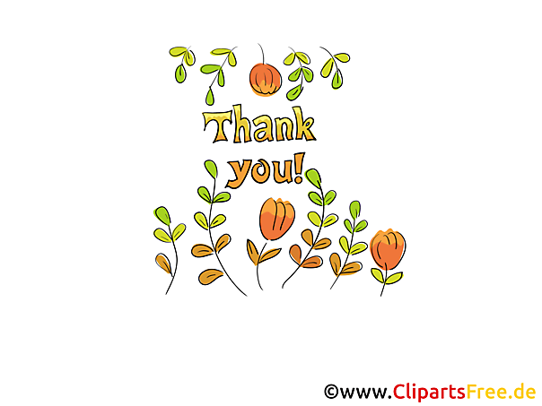 Thank You Clipart download for free