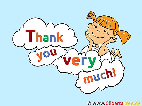 Thank you very much ecard, pic, clip art, cartoon