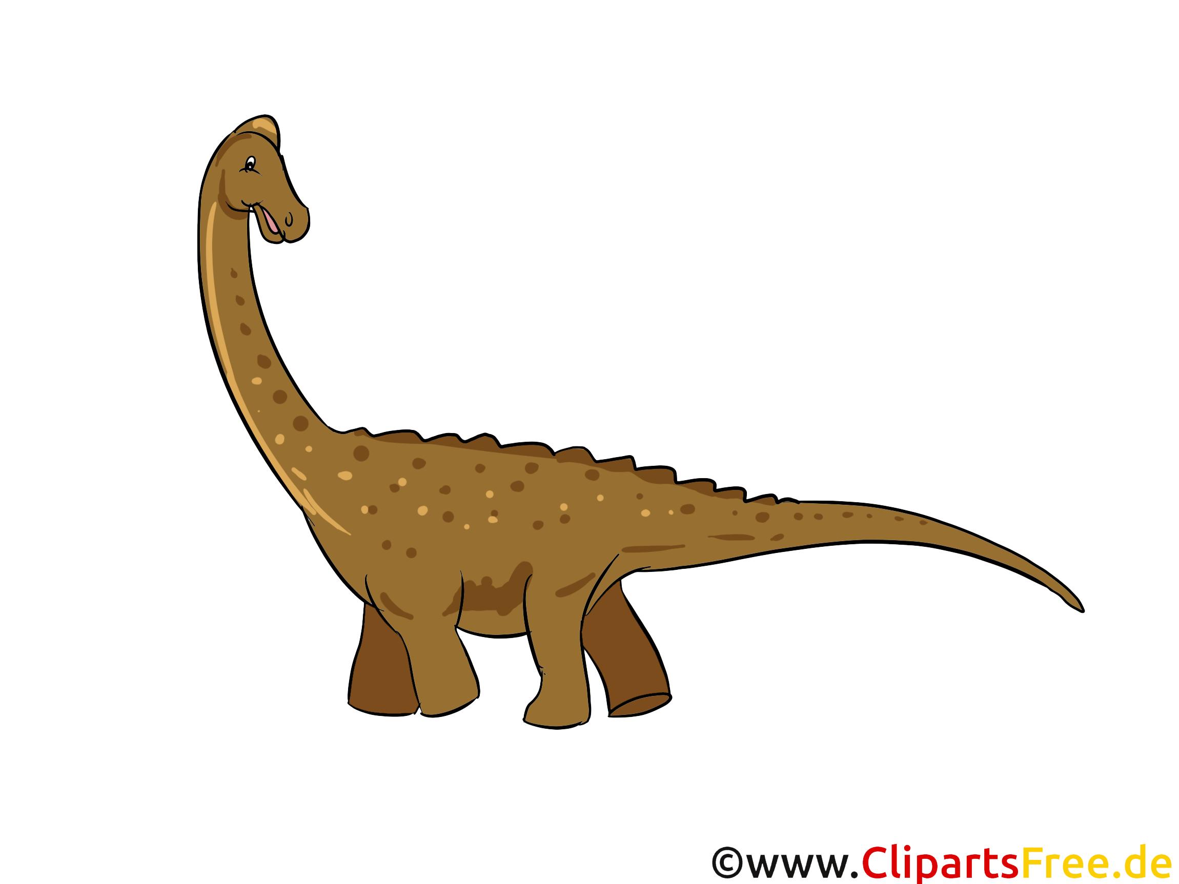 Barosaurus Bild - Dinosaurierarten Bilder, Cartoons, Illustrationen gratis