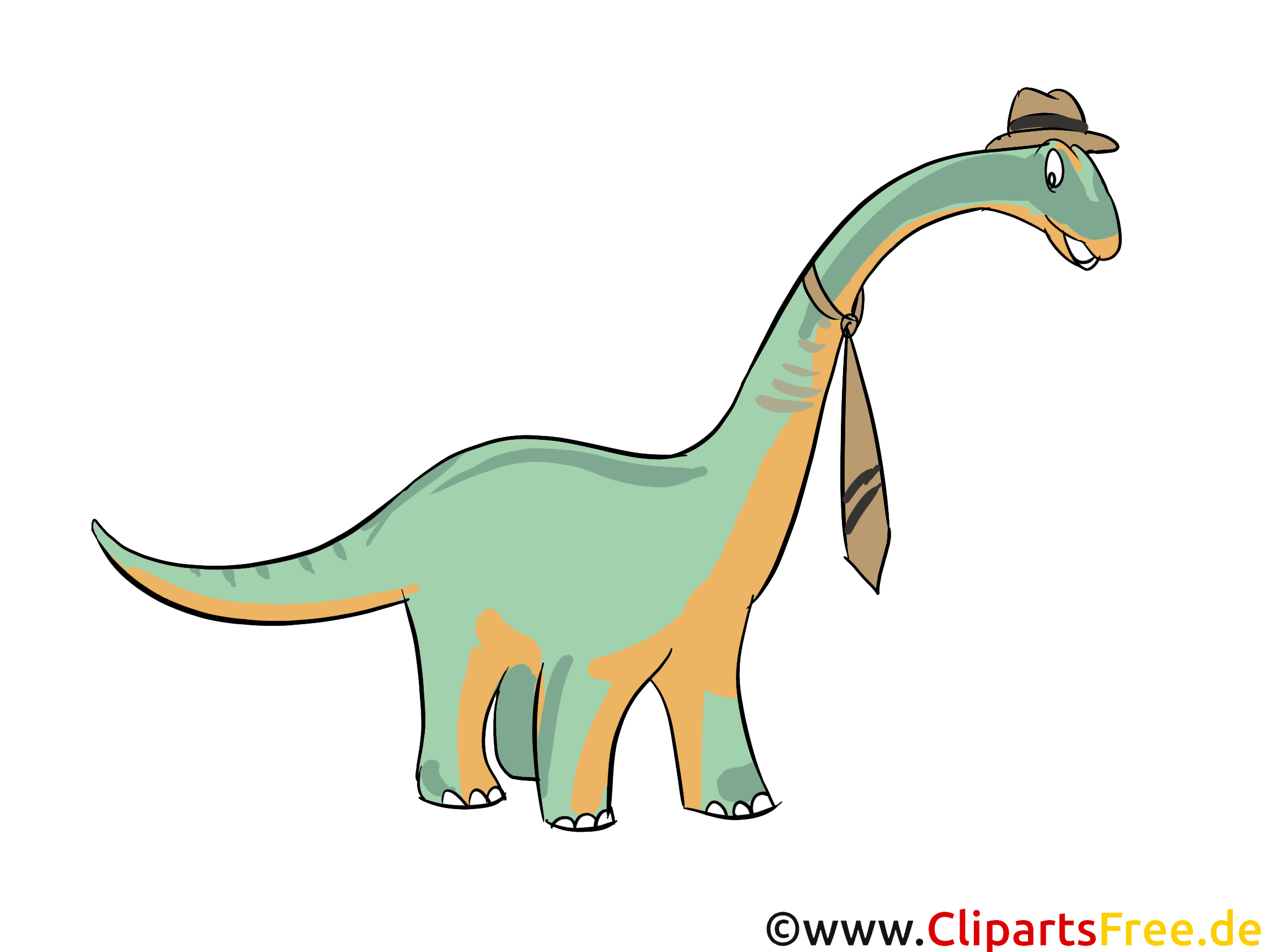 Camarasaurus Bild - Dinosaurierarten Bilder, Cartoons, Illustrationen gratis