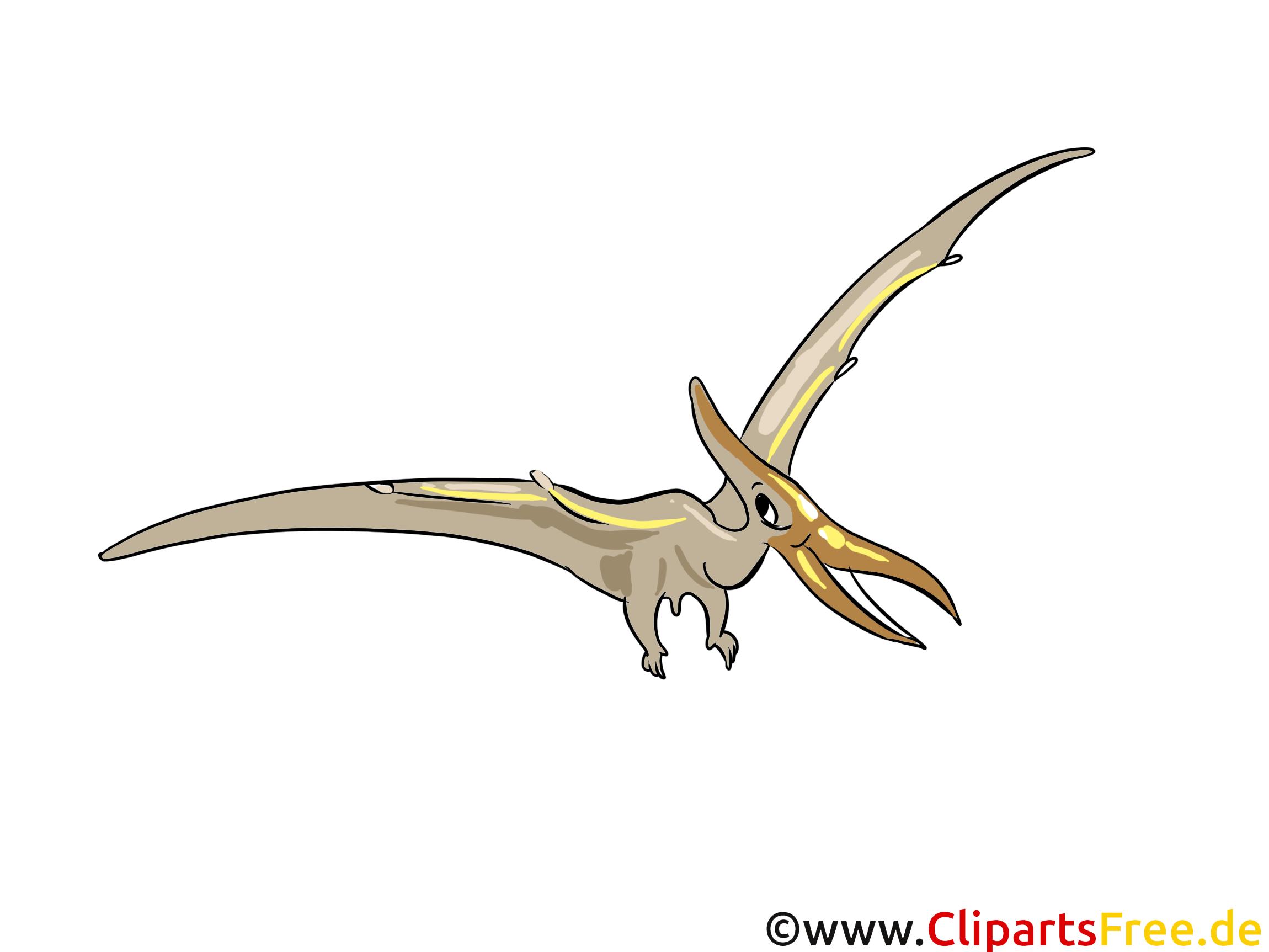 Pterosauria Picture - Dinosaurussen foto's, cartoons, gratis illustraties