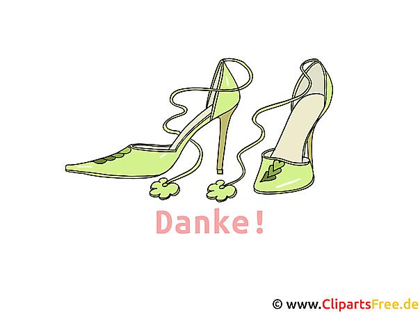Bild Clipart Frauenschuhe