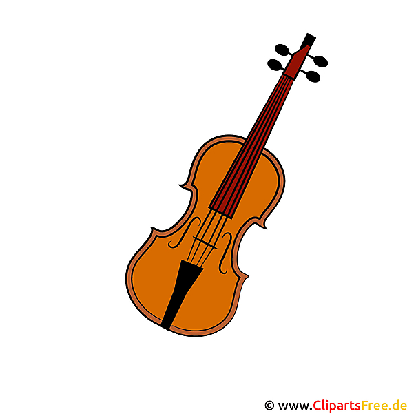 Geige Clipart