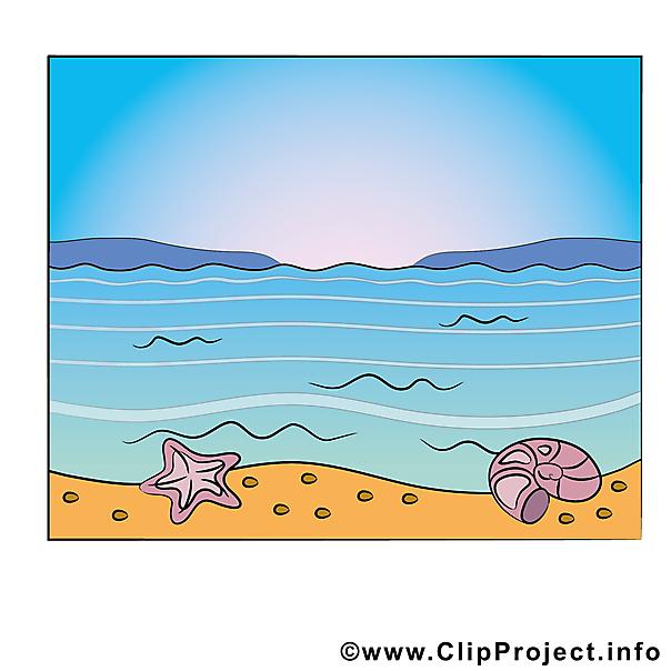 Strand Clipart