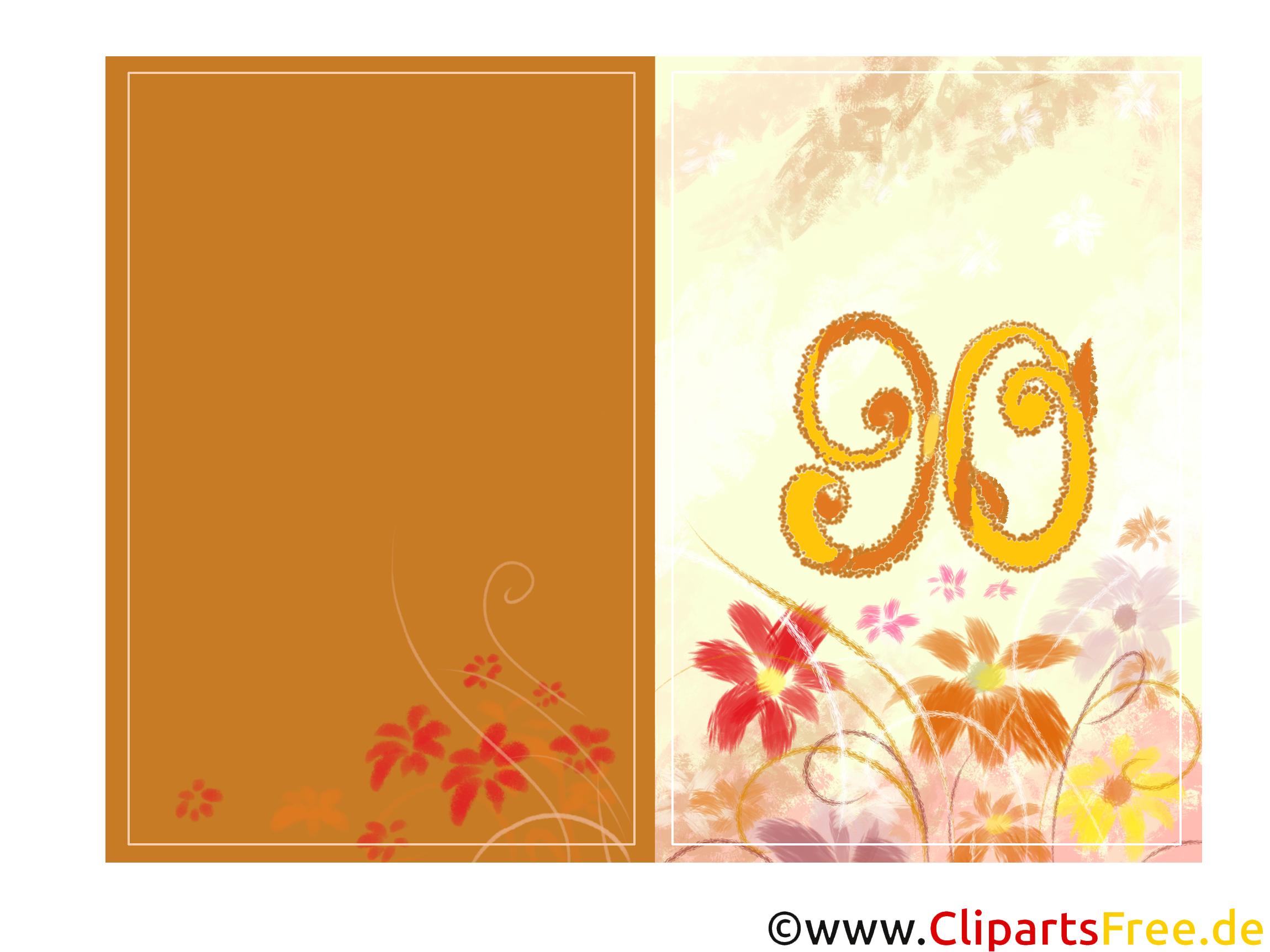 Glückwünsche zum 90. Geburtstag zum Gratulieren