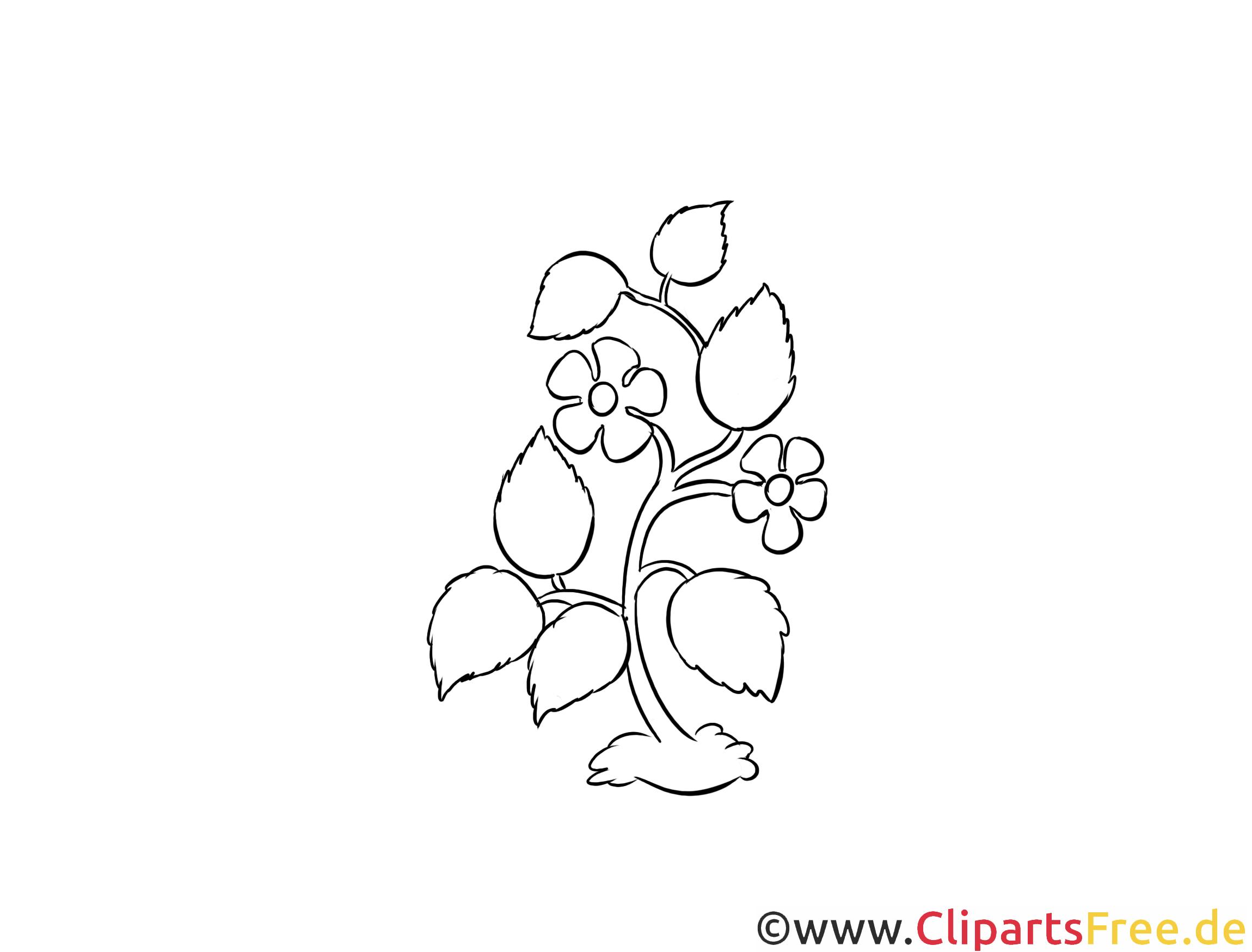 Pflanze, Blume Holz Vorlage zum Aussägen