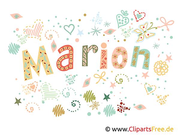 Marian Vorname