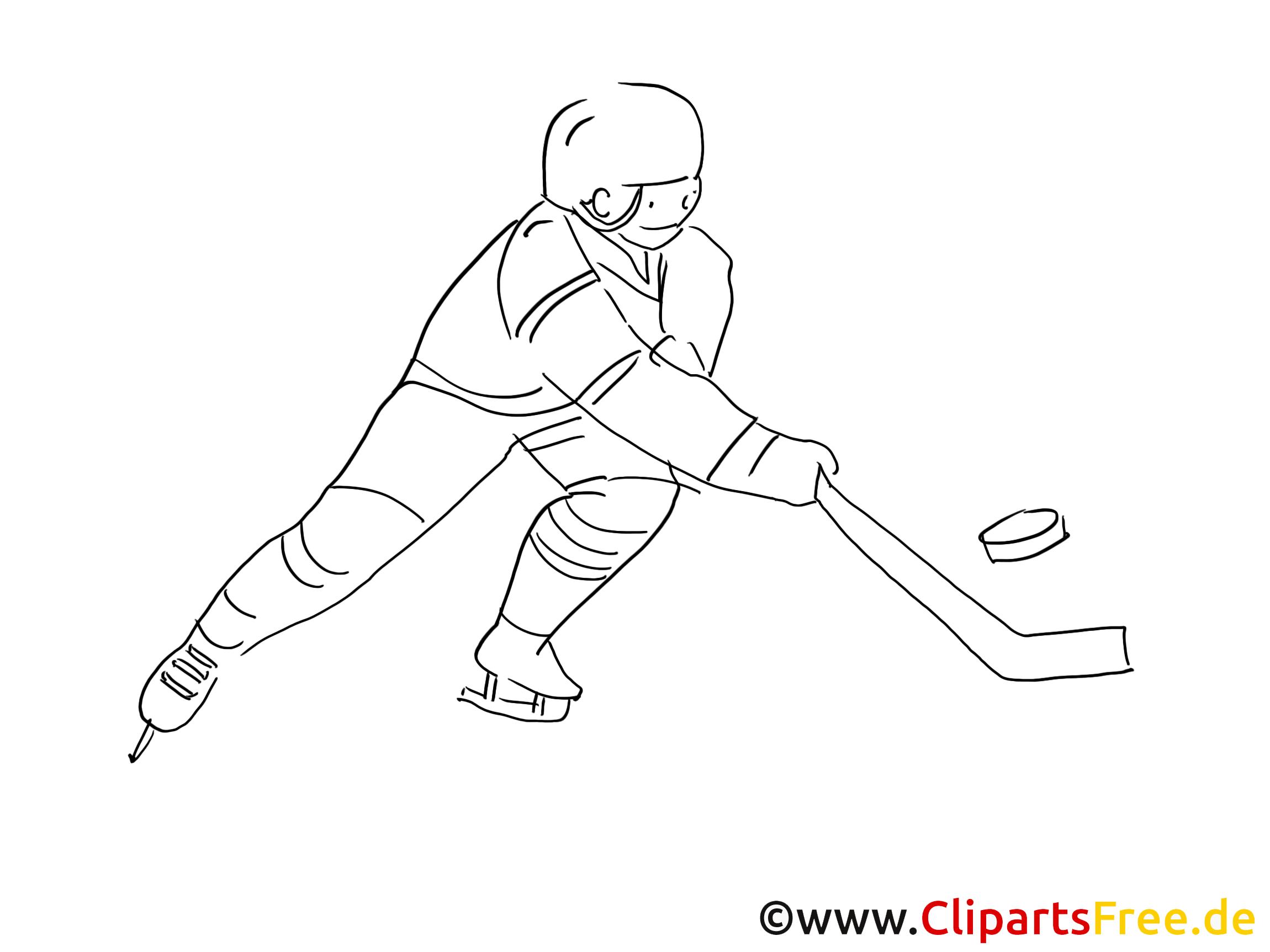 Eishockey Poster selbst gestalten mit unseren Bildervorlagen