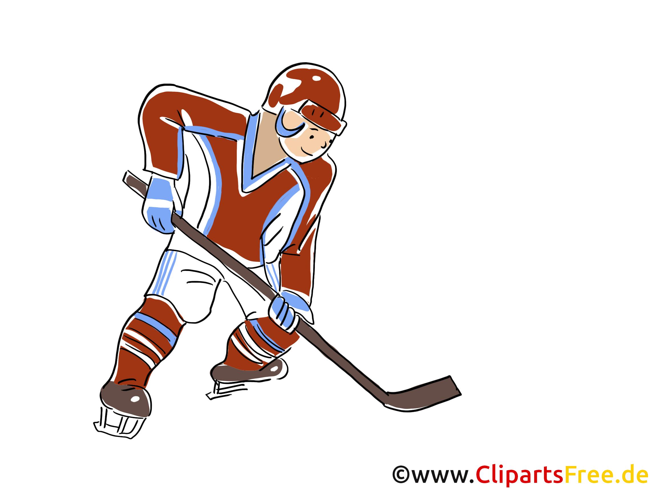 Eishockey Cartoon Hd Wallpaper 4k