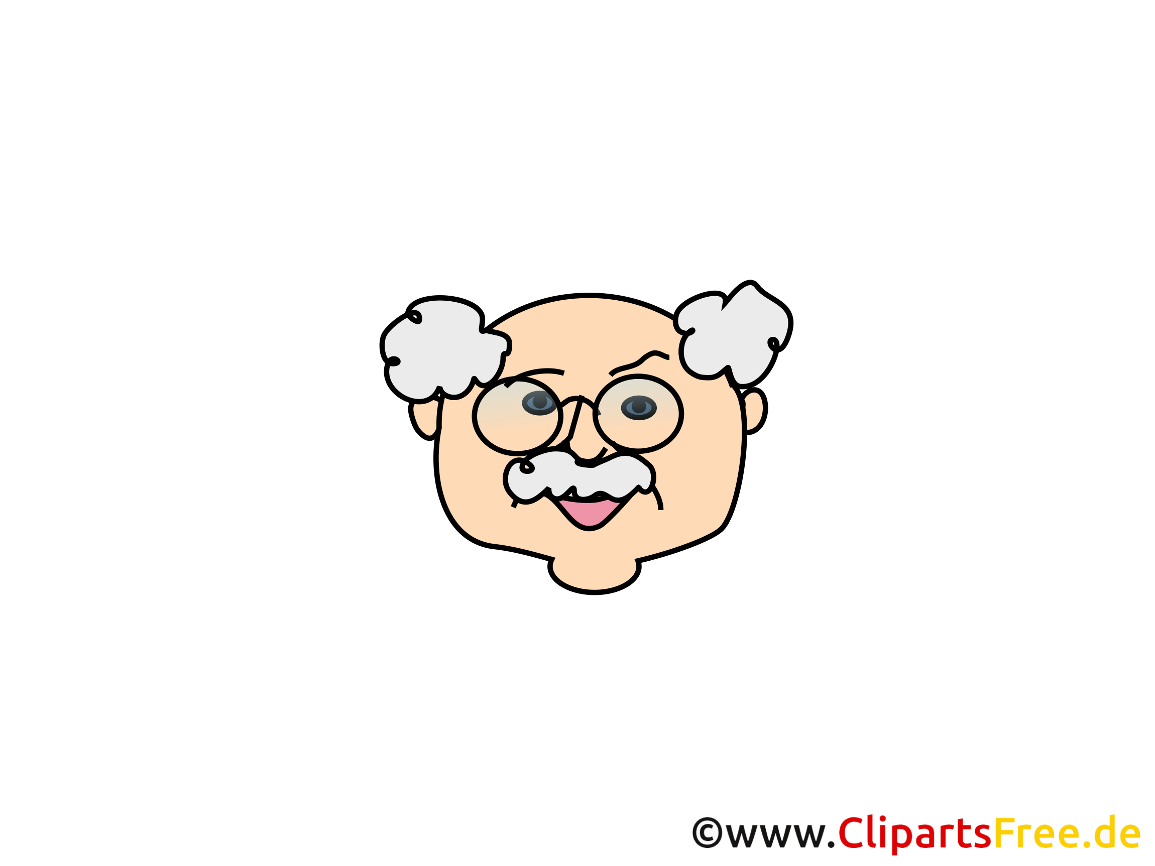 Büyükbaba Clipart, Görüntü, Çizgi Film, Komik, Çizim Bedava