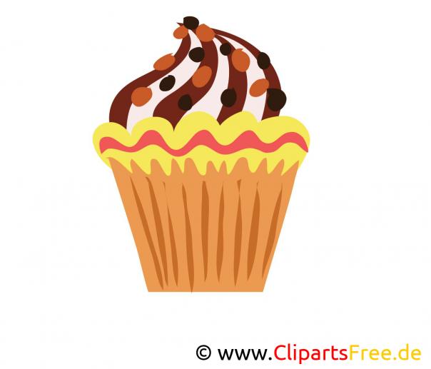 Gebäck Bild, Clip Art, Image, Grafik, Illustration gratis