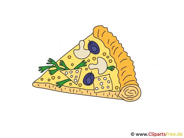 Pizza Grafik