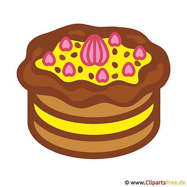 Cake afbeelding gratis