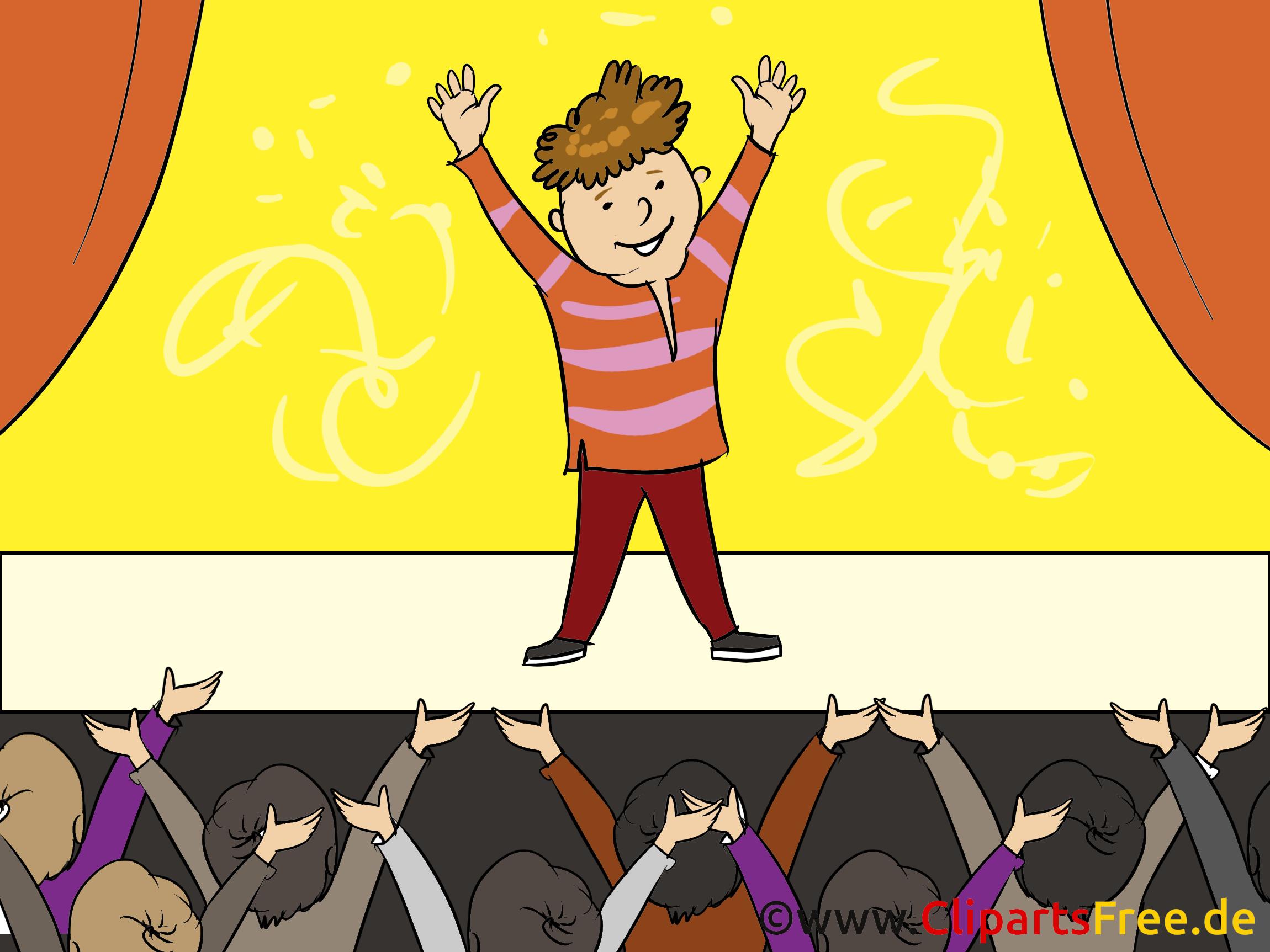 Erfolg Bild, Clipart, Grafik, Cartoon, Illustration