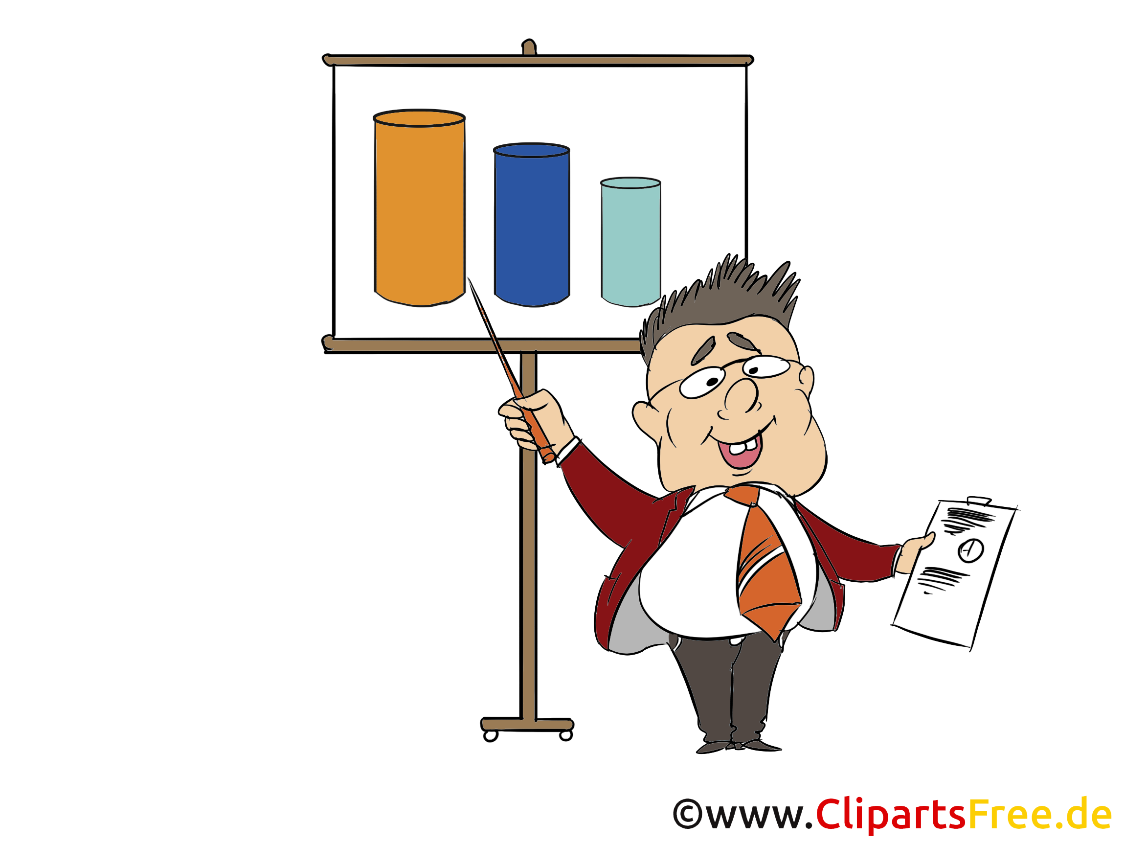 Leasing Bild, Clipart, Grafik, Cartoon, Illustration