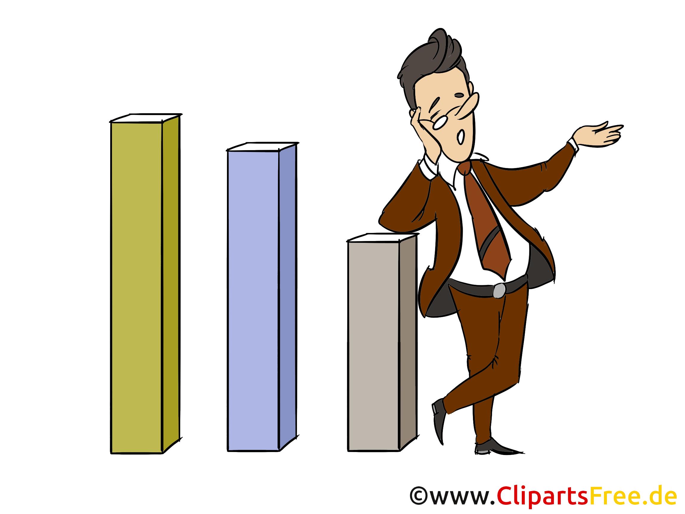 Manager Bild, Clipart, Grafik, Cartoon, Illustration gratis