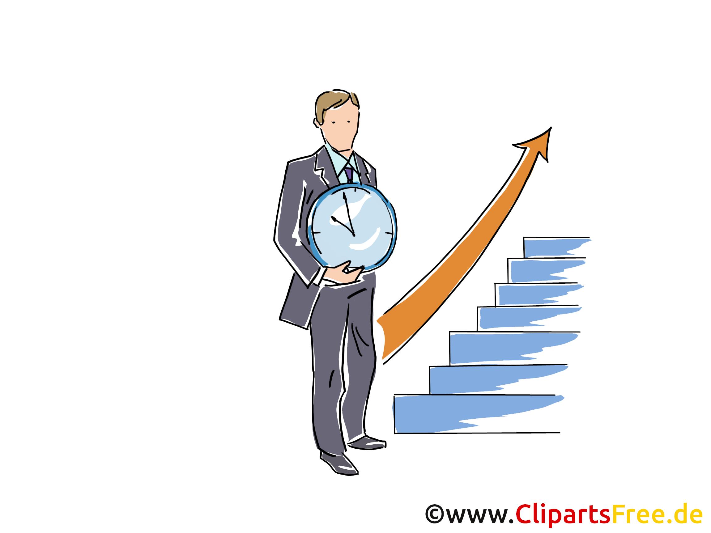 Strategie Clipart, Grafik, Bild, Cartoon