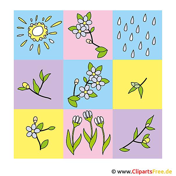 Lustige Bilder für gute Laune im Frühling