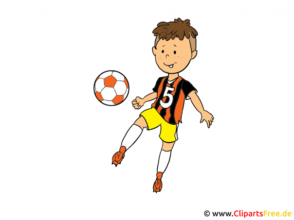 Fussball Comic Bild