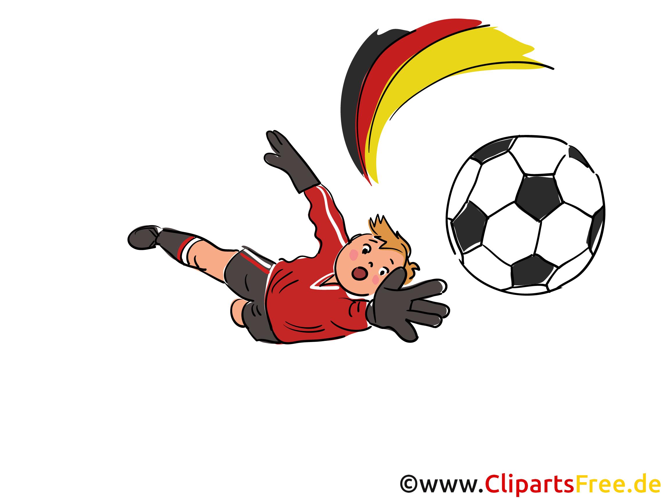 Fußballspiel Clipart, Bilder, Grafiken, Cartoons
