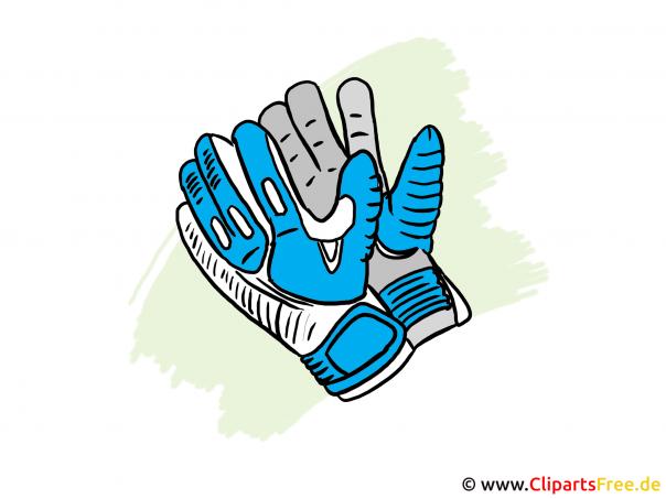 Handschoenen Clipart