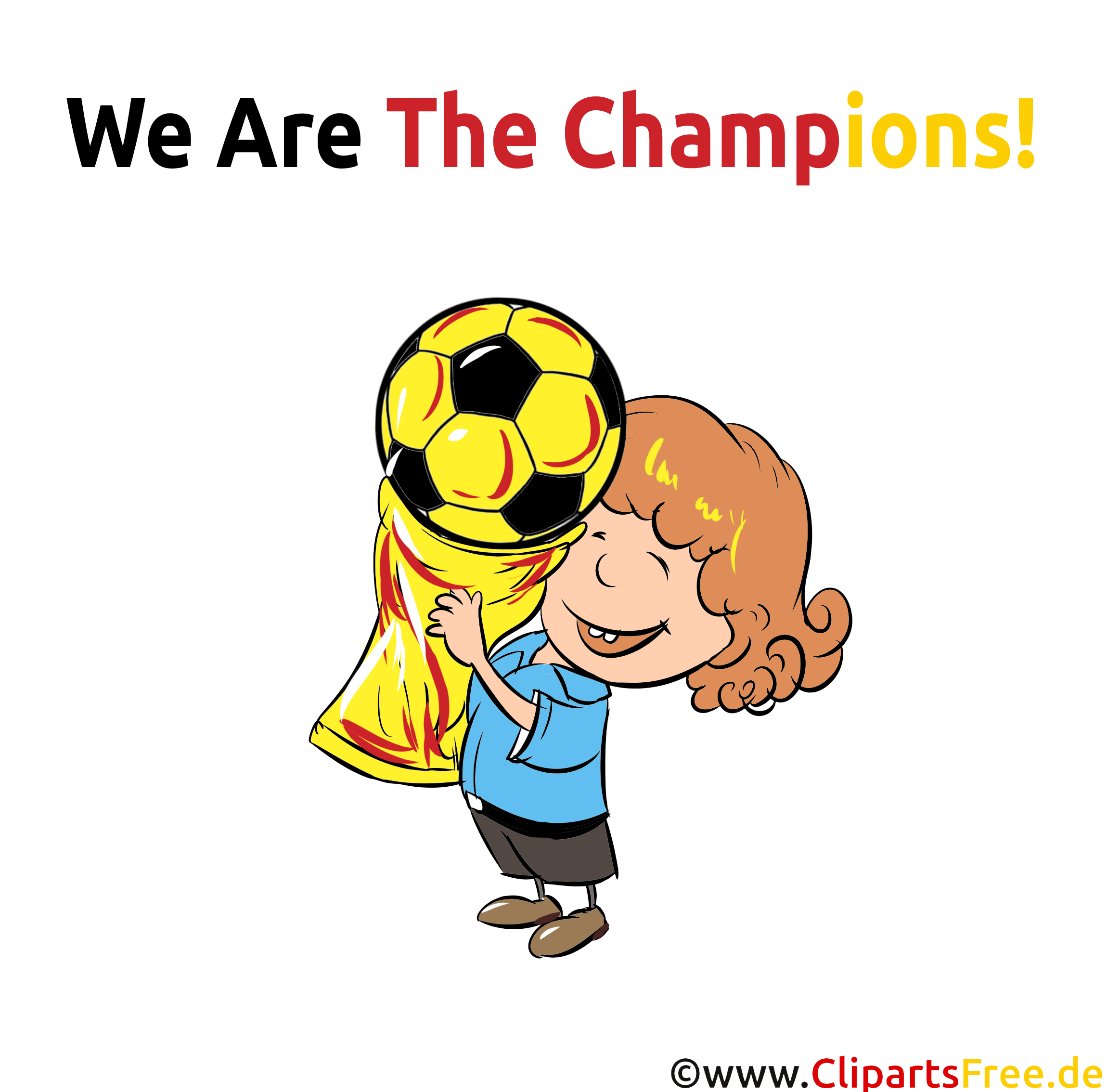 Soccer Clipart free