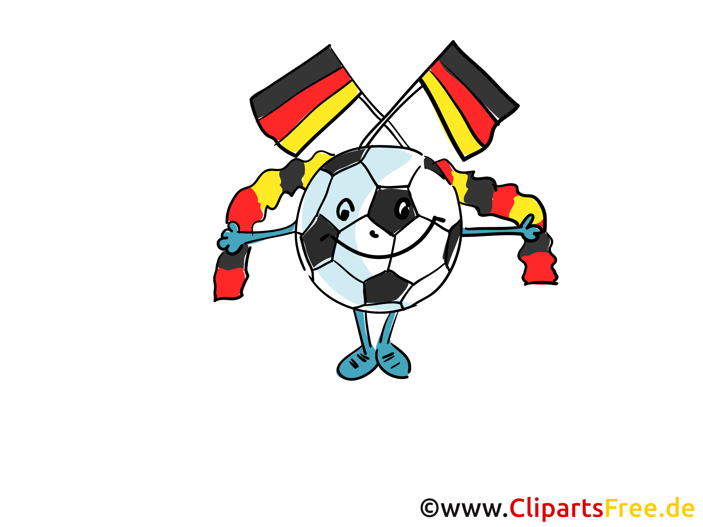 Soccer Cliparts free