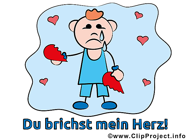 Abschied Clipart