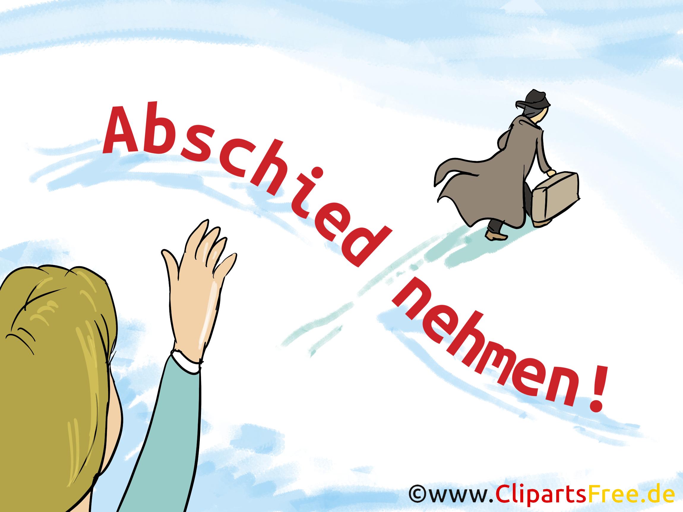 Abschied mitarbeiter karte bild clipart for Abschied kollege ruhestand