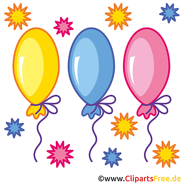 Birthday Clipart Images free