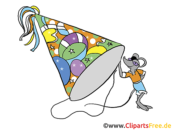 Clip Art Birthday