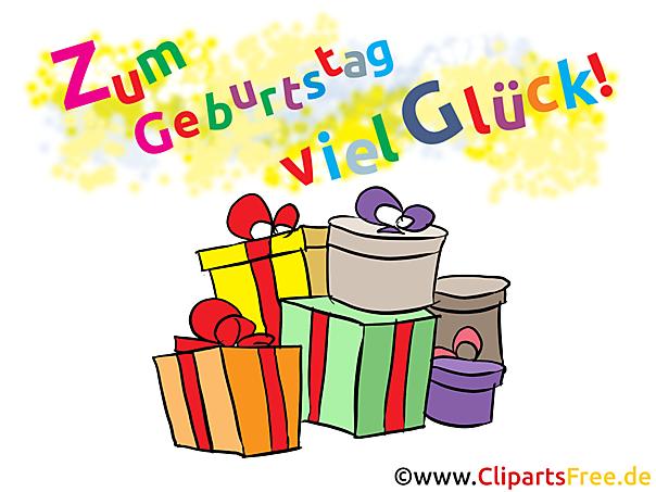Clipart Doğum Günü