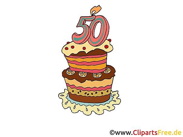 Uitnodiging voor 50 ontwerp je eigen illustraties