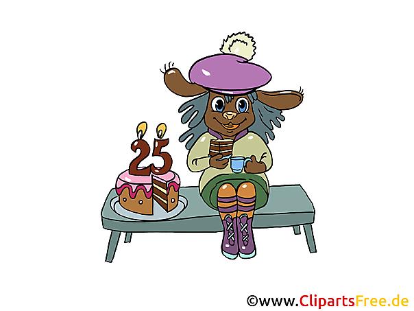 Einladungsvordruck Geburtstag