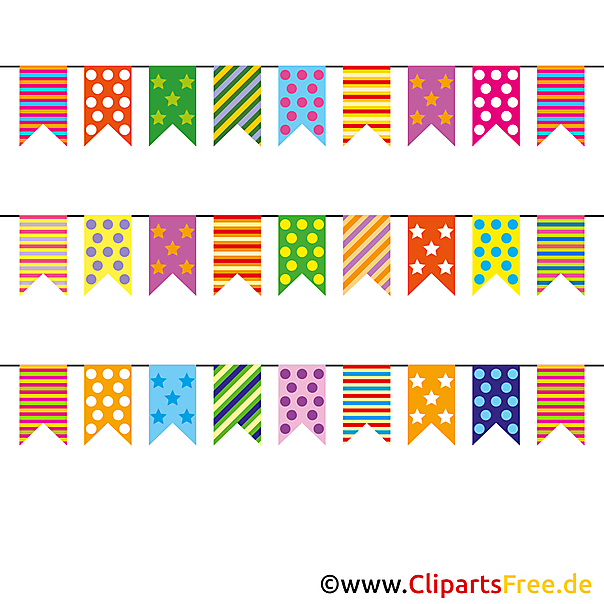 Geburtstag Clipart free