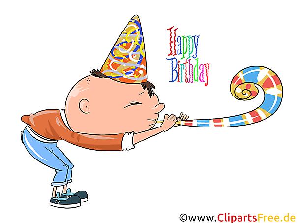 Geburtstagswünsche für Männer, Jungen, Kids