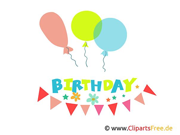 Happy Birthday Card Bilder