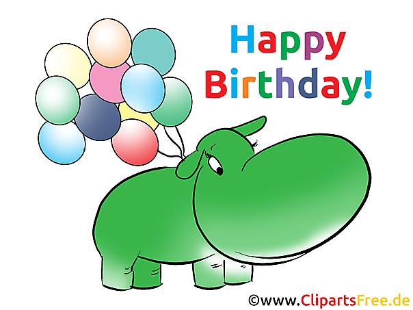Happy Birthday Karten