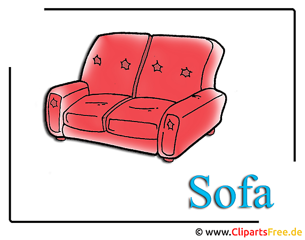 Sofa Bilder sofa clipart free
