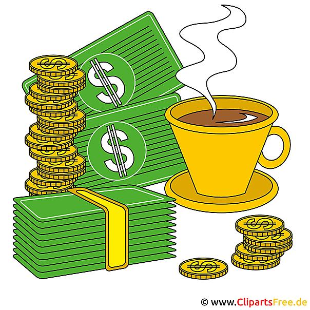 Kaffeepause Clipart