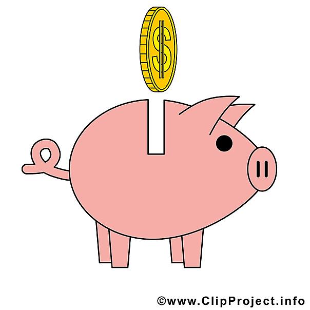 Sparen Bilder - Clipart gratis