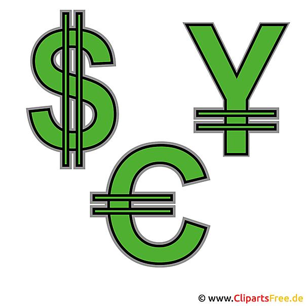 Valuta-afbeeldingen gratis