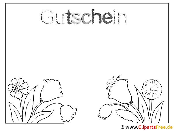 Gutscheine Vorlagen Bilder, Cliparts, Gifs, Illustrationen, Grafiken ...