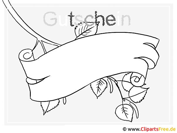 Tattoo Gutschein Vorlage