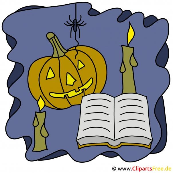 Gruselige Bilder zu Halloween