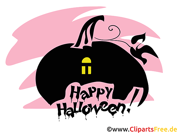 Halloween Clipart, Bild, Cartoon