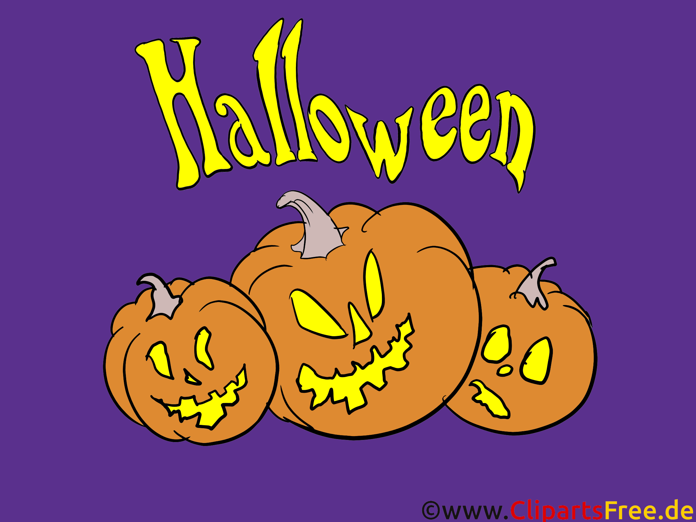 Halloween Party - Illustrationen, Bilder, Grafiken, Cliparts, Comics, Cartoons zu Halloween