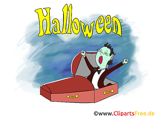 Hallowin Clipart - Illustrationen, Bilder, Grafiken, Cliparts, Comics, Cartoons zu Halloween