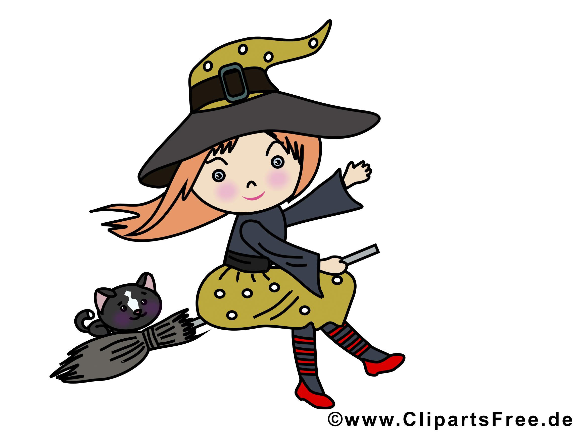 clipart halloween hexen - photo #2