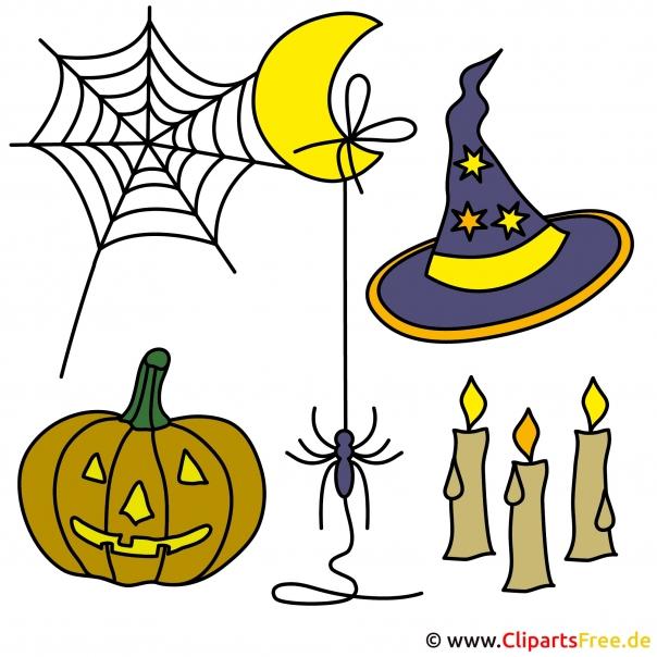 Horror Halloween Kostume